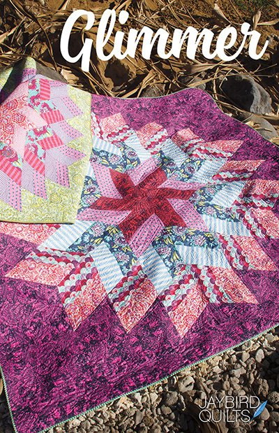 Glimmer - Quilt Pattern - by Jaybird Quilts