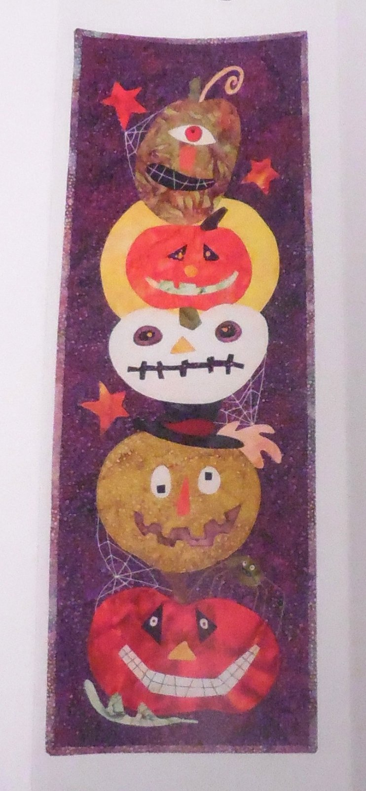 Gourdy's Gang Wall Hanging 10 x 40