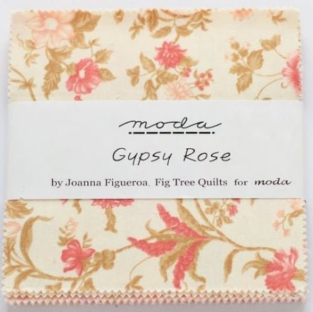 Gypsy Rose by Fig Tree & Co - Charm Pack
