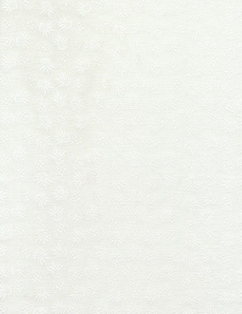 EOB - 29 - Frosting (Hue) - Pineapples - White