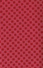 I Love Christmas by Cori Dantini for Blend Fabrics -  Red Squares with White Dots