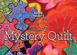 Kaffe Fassett Mystery Quilt 2018 - Kit - PASTEL