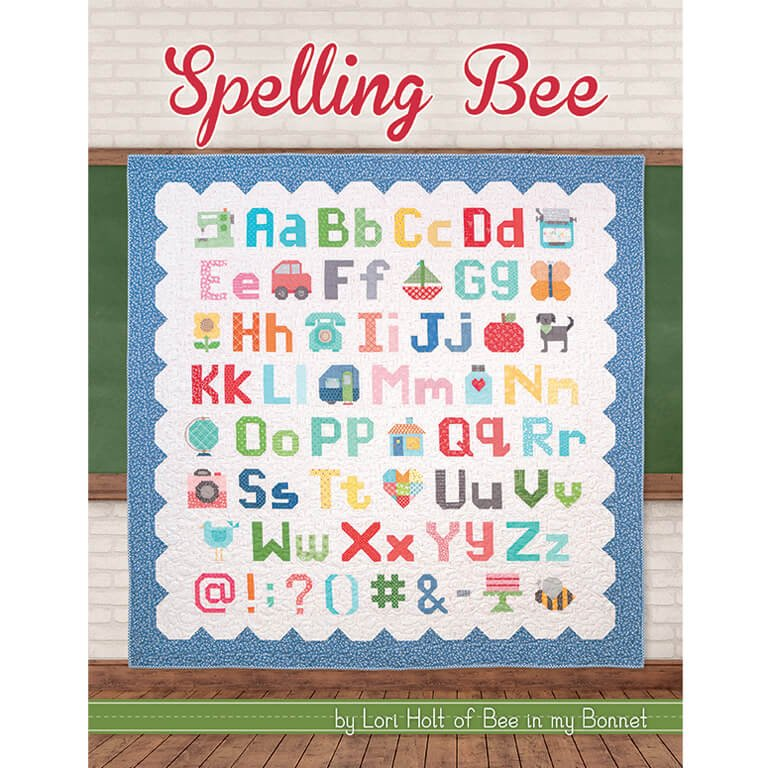Lori Holt Book - Spelling Bee Quilt Patterns