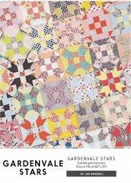 Gardenvale Stars Quilt Pattern by Jen Kingwell Designs