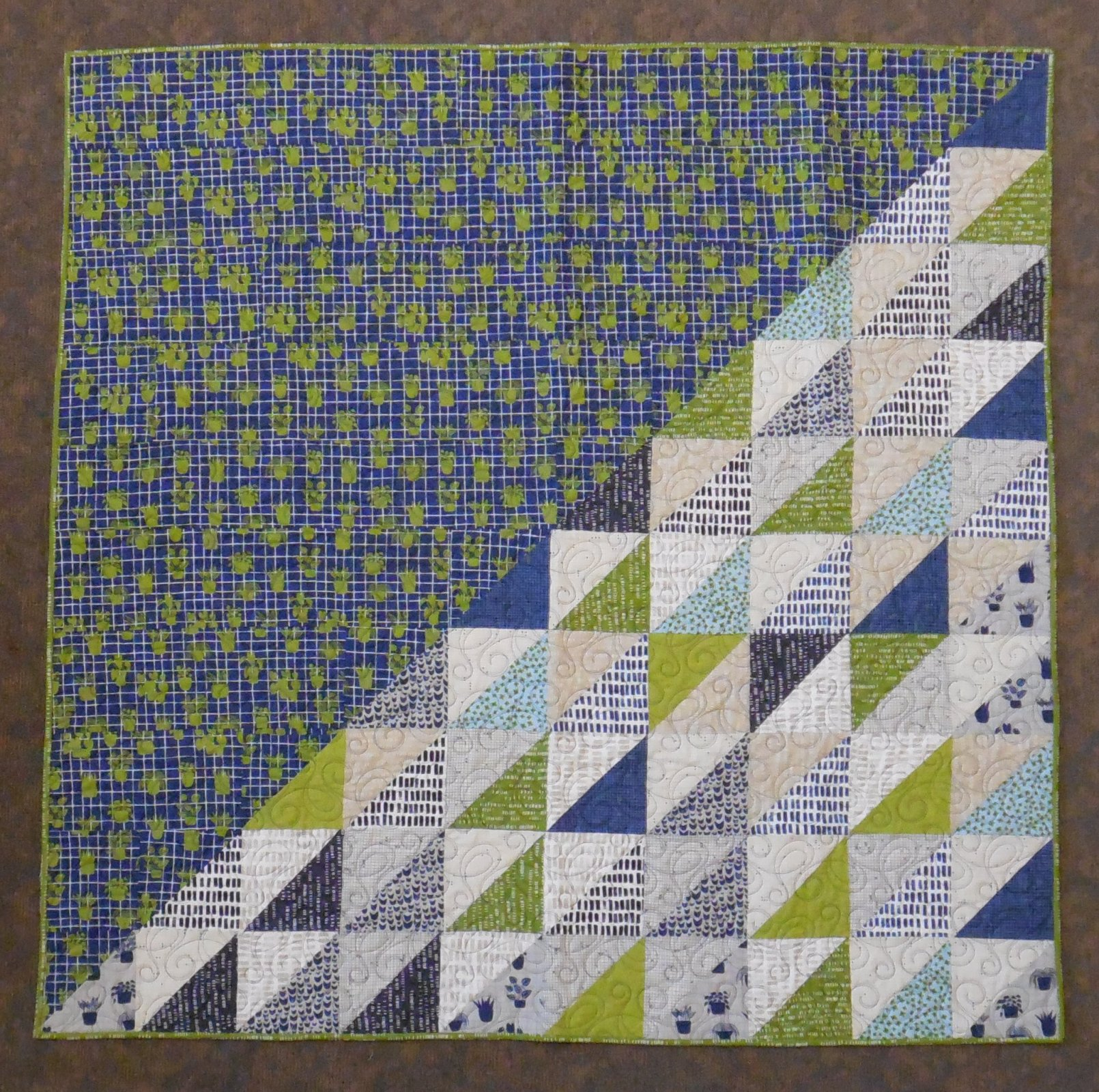 Living Room Quilt Kit 60 x 60