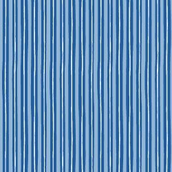 EOB - 1 yard 8 - Kimberbell Basics Little Stripes Blue by Kim Christopherson with Maywood Studio