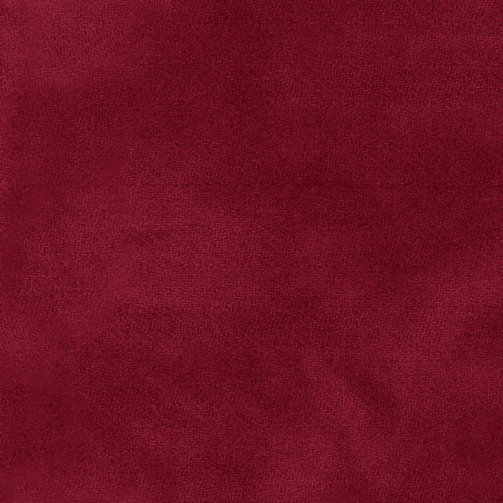 Color Wash Woolies Flannel - Bordeaux