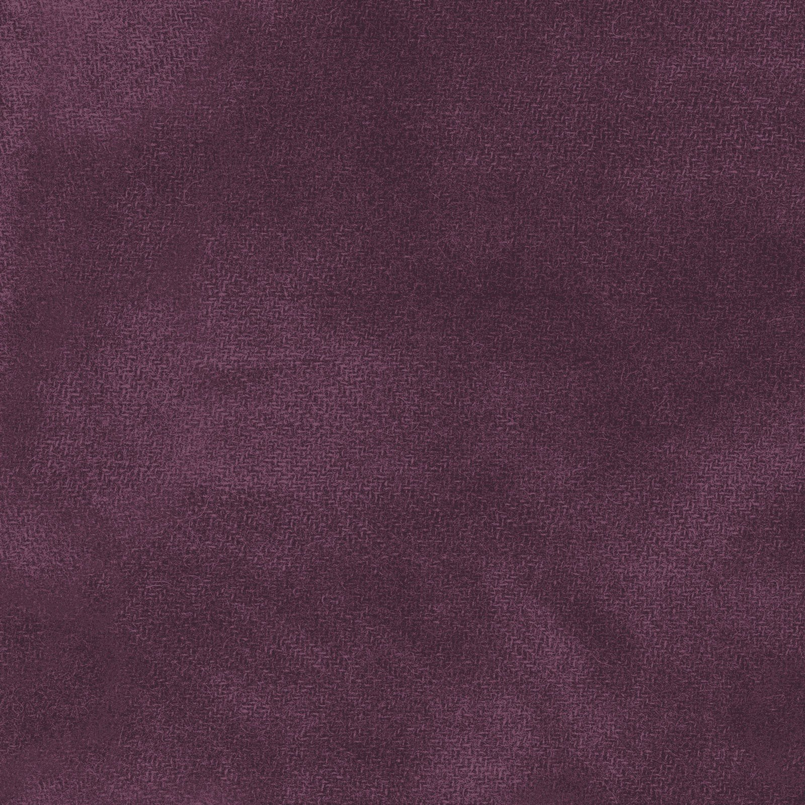 Color Wash Woolies Flannel - Eggplant