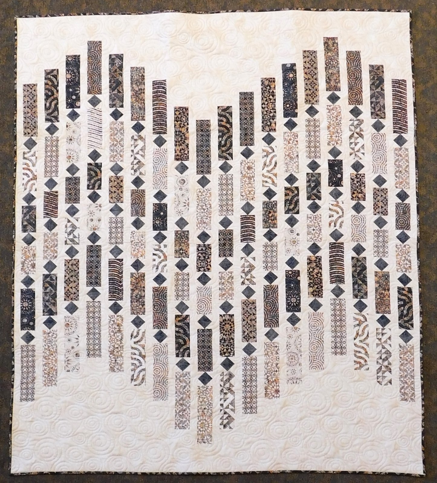 Paradox Waves Quilt Kit - 55 x 66