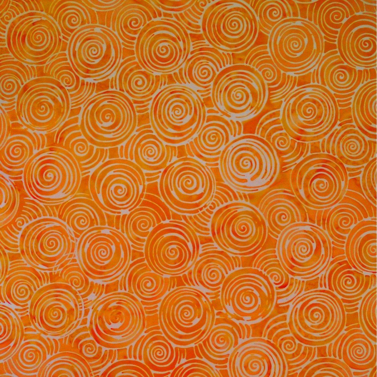 Batik by Mirah - Peach Bite - Arabeske
