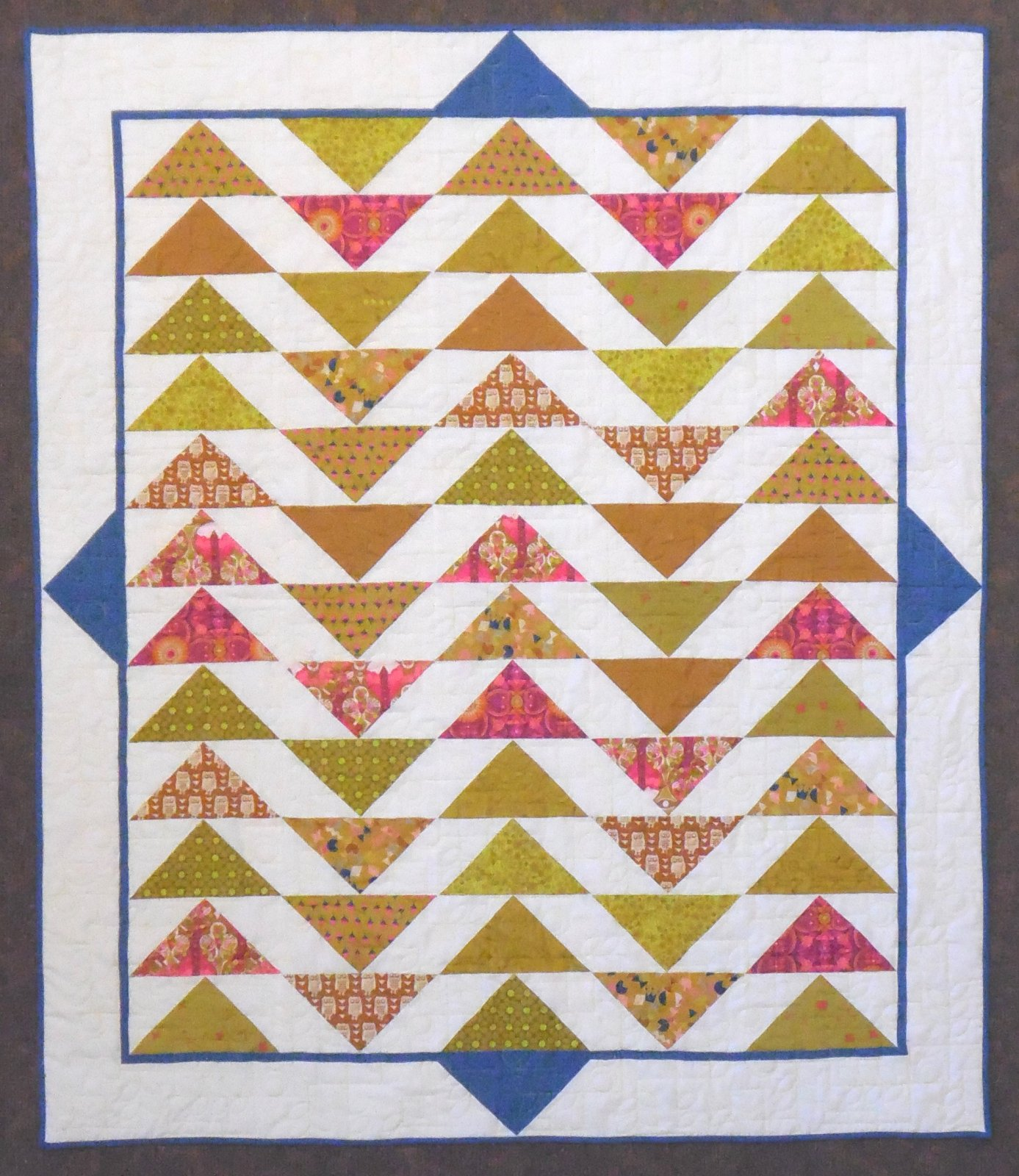 Plenum Quilt Kit 55 x 64