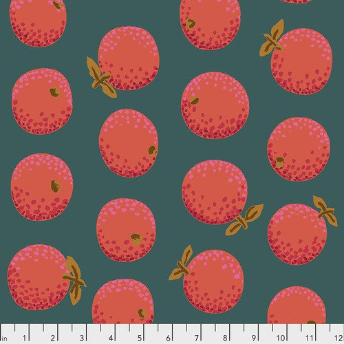 Kaffe Fassett Collective - February 2020: Oranges - Red