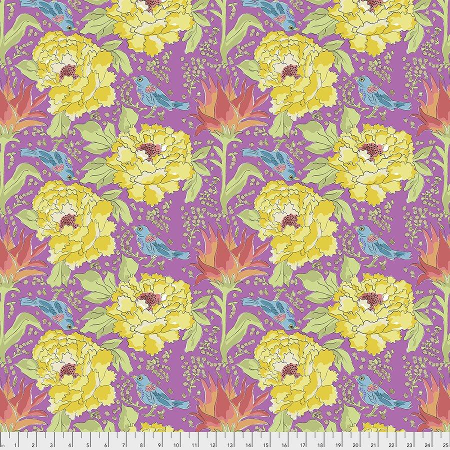 Color Fusion - Bird of Paradise - Violet