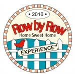 Round Pin - 2016 Row by Row
