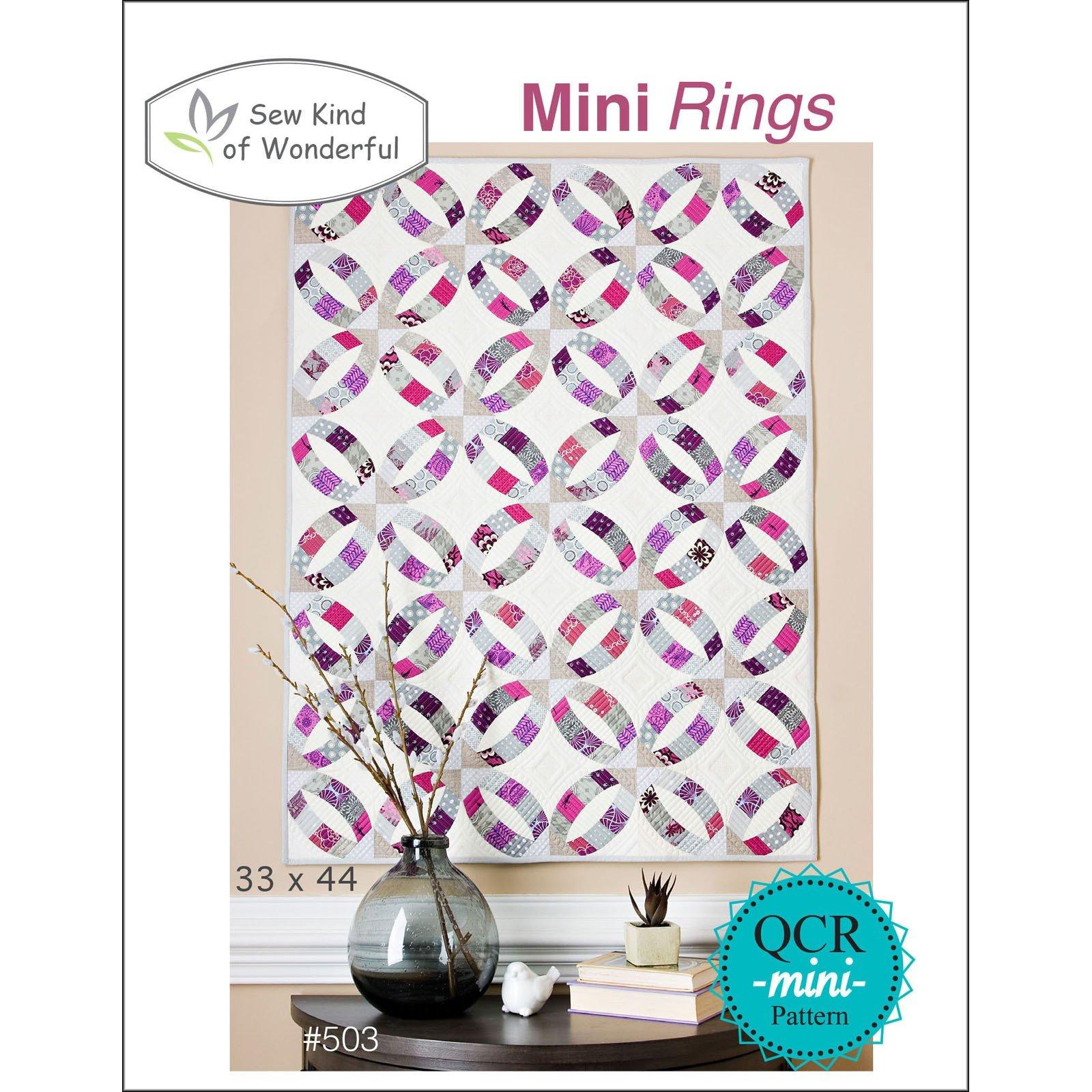 Mini Rings Quilt Pattern