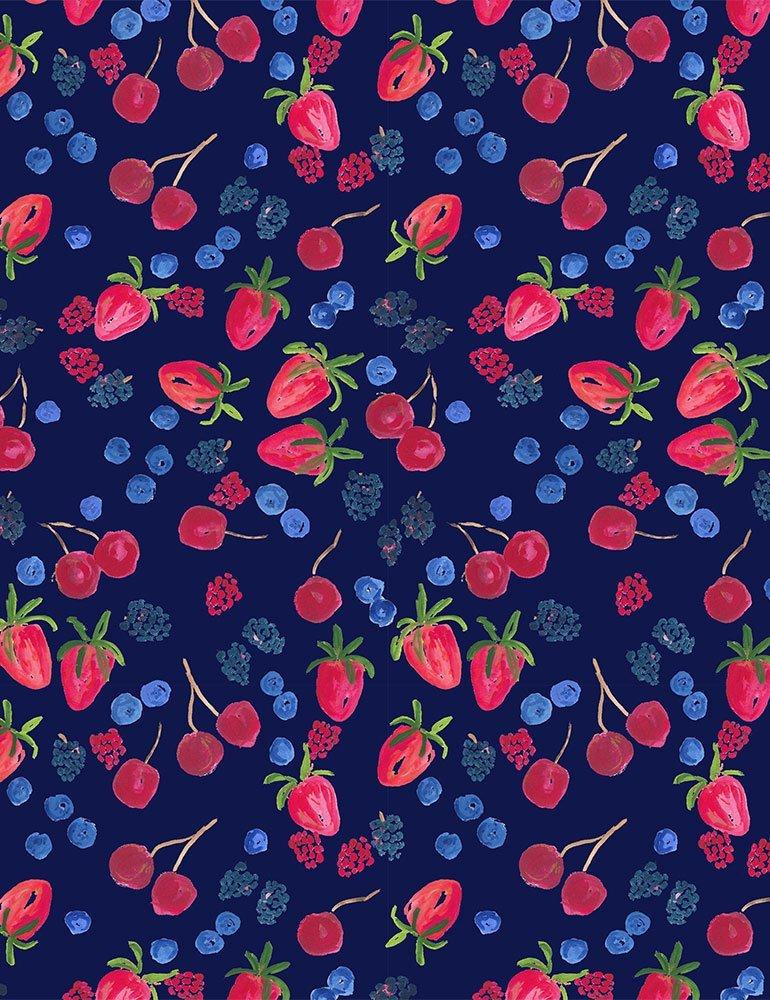 American Summer - Berry Picking - Multi