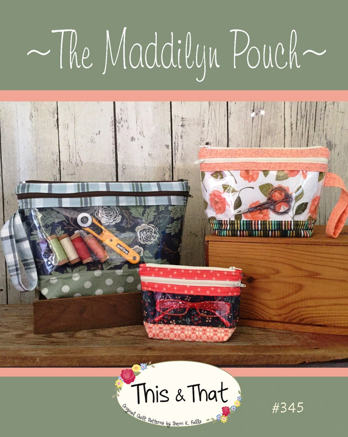 Maddilyn - Pouch Pattern