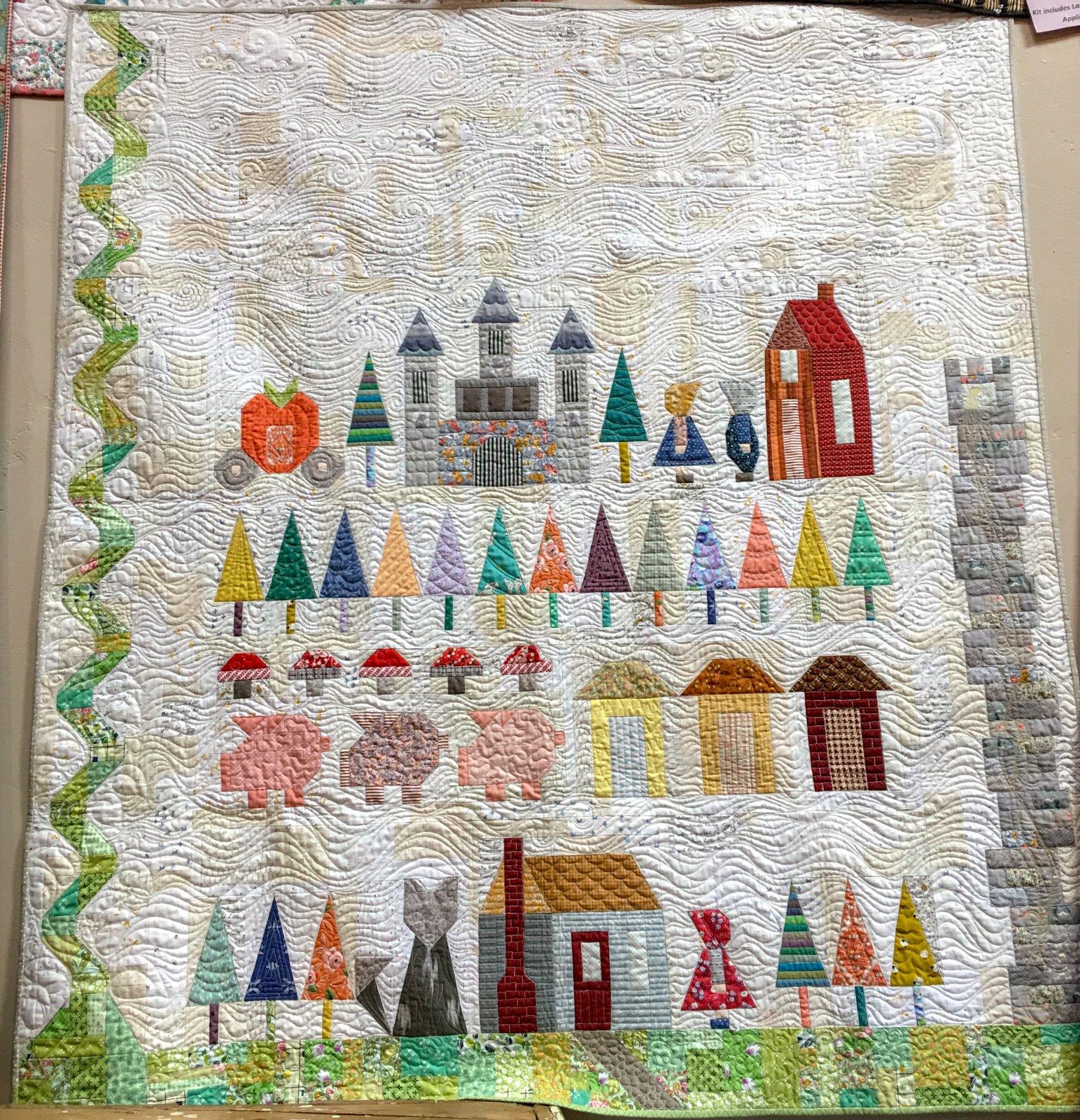 That Fairy Tale Quilt Kit
