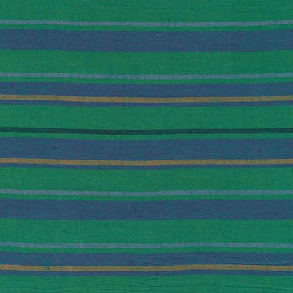 Kaffe Fassett Collective - Alternating Stripe - Teal
