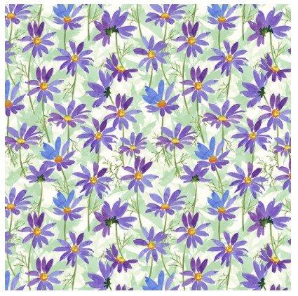 Pre-Order - Flower Shop - Daisies - Purple