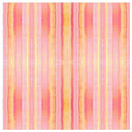 Pre-Order - Flower Shop - Watercolor Stripe - Orange
