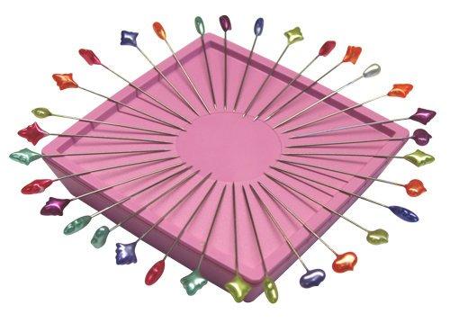 Zirkel Magnetic Pincushion - Pink