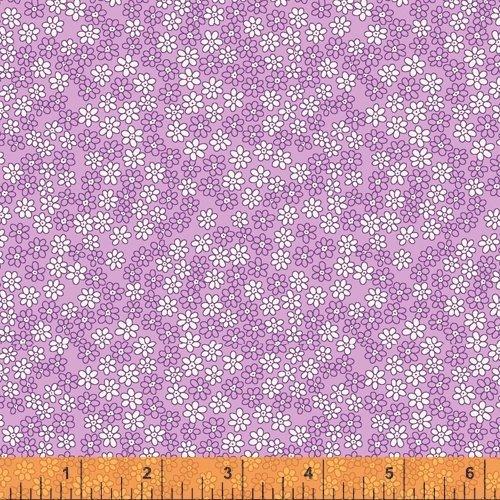 Storybook Purple Mini Daisies
