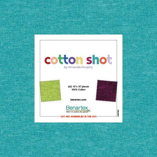 Cotton Shot 10 x 10 Squares