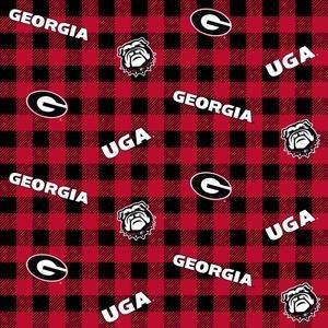 Georgia Buffalo Check