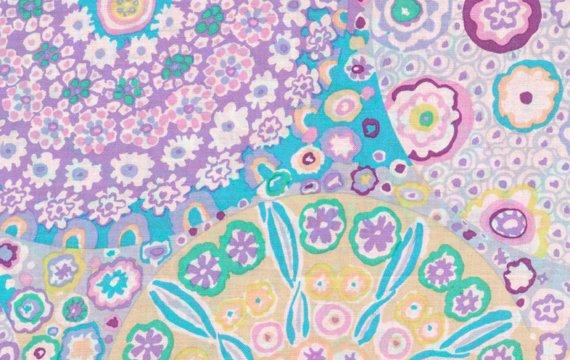Millefiore Lilac