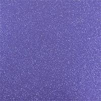 Hyacinth Glitter Adhesive Vinyl Sheet