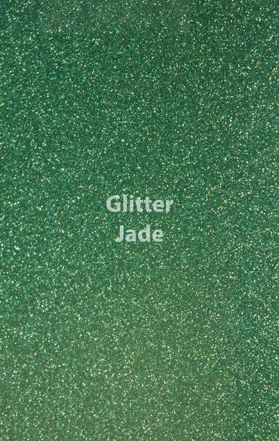 Siser HTV Glitter Jade Sheet