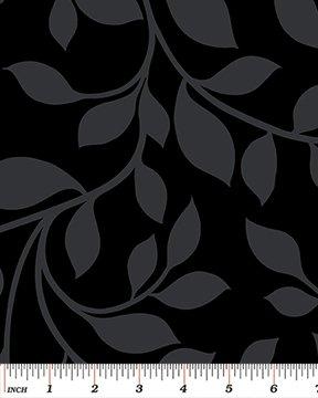 108 Black & Charcoal Vine