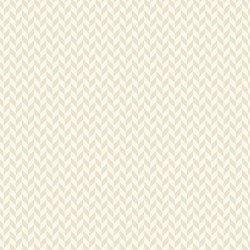 Make Yourself at Home Cream Herringbone Texture