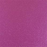 Pink Flirt Glitter Adhesive Vinyl Sheet