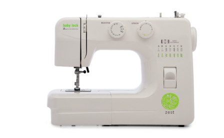 ZEST Sewing Machine includes shipping