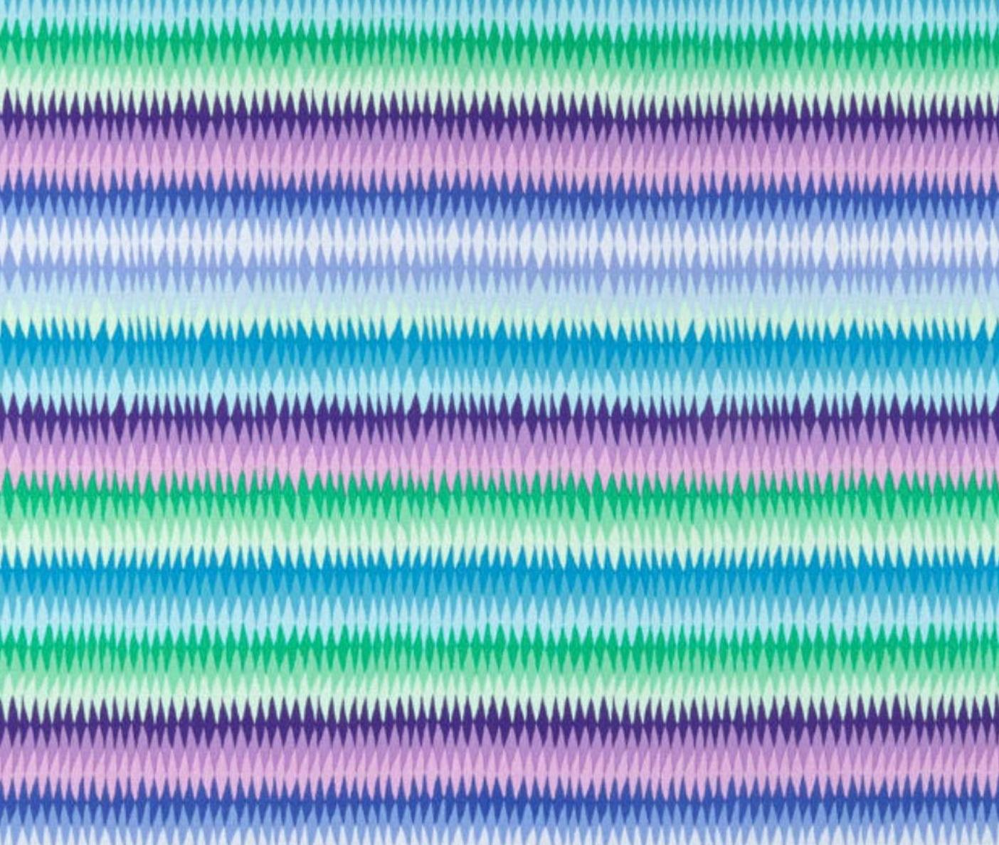 Diamond Stripe Blue