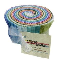 Color Weave Strip-pies