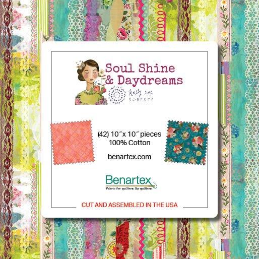 Soul Shine & Daydreams 10 x 10 Squares