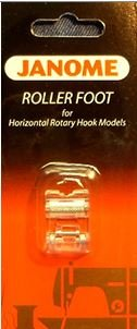 Janome Roller Foot for Horizontal Rotary Hook Models 200316008