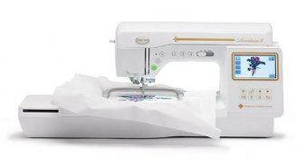 Marietta's Quilt and Sew, Baby Lock Machine Videos, Aventura II