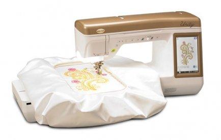 Marietta's Quilt and Sew, Baby Lock Machine Videos,  Unity