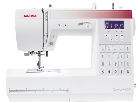Janome 740DC