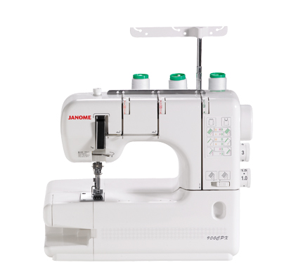 Janome  900CPX Cover Hem Sewing Machine