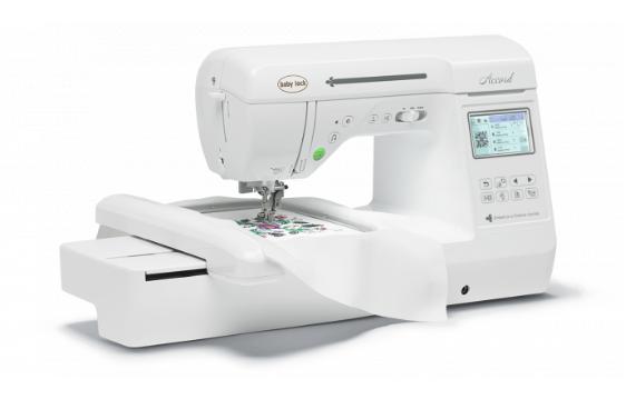 Babylock Accord Embroidery Machine (BLMCC)