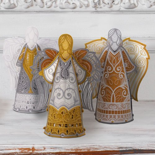 Freestanding Heavenly Angels USB by OESD