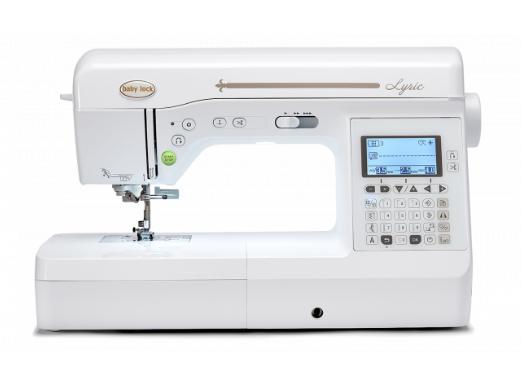 Babylock Lyric Sewing Machine (BLMLR)