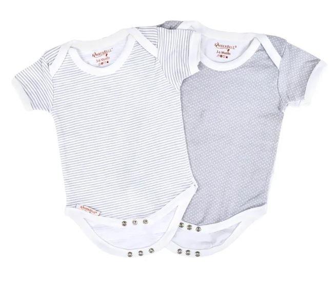 Kimberbell  - Baby Bodysuit Blank - Pack of 2