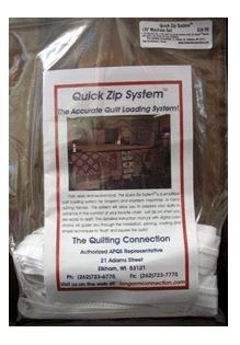 132 LA  Zipper System Machine Set
