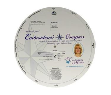 Embroider's Compass